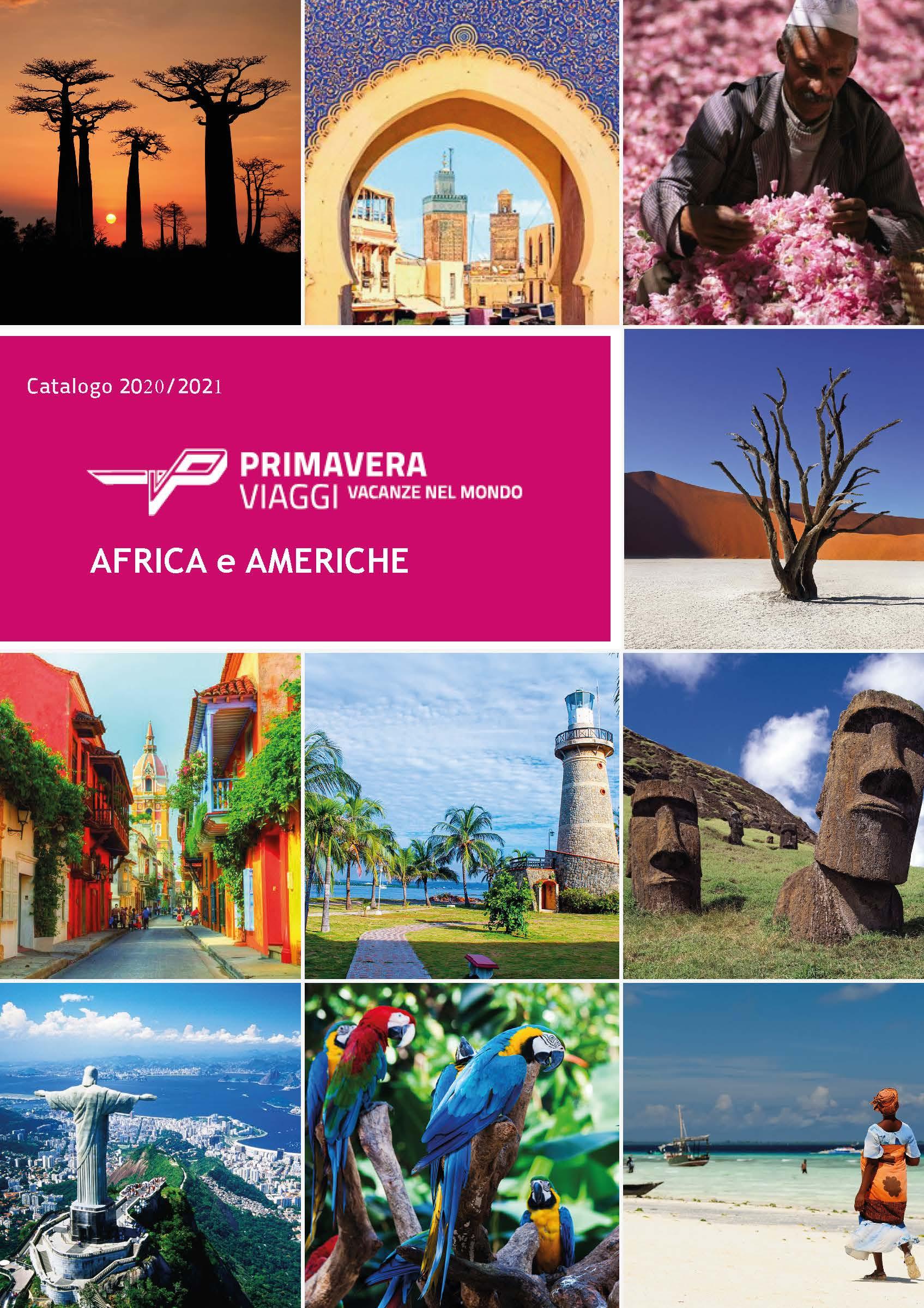 AFRICA E AMERICHE