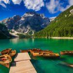 Il bellissimo lago di Braies