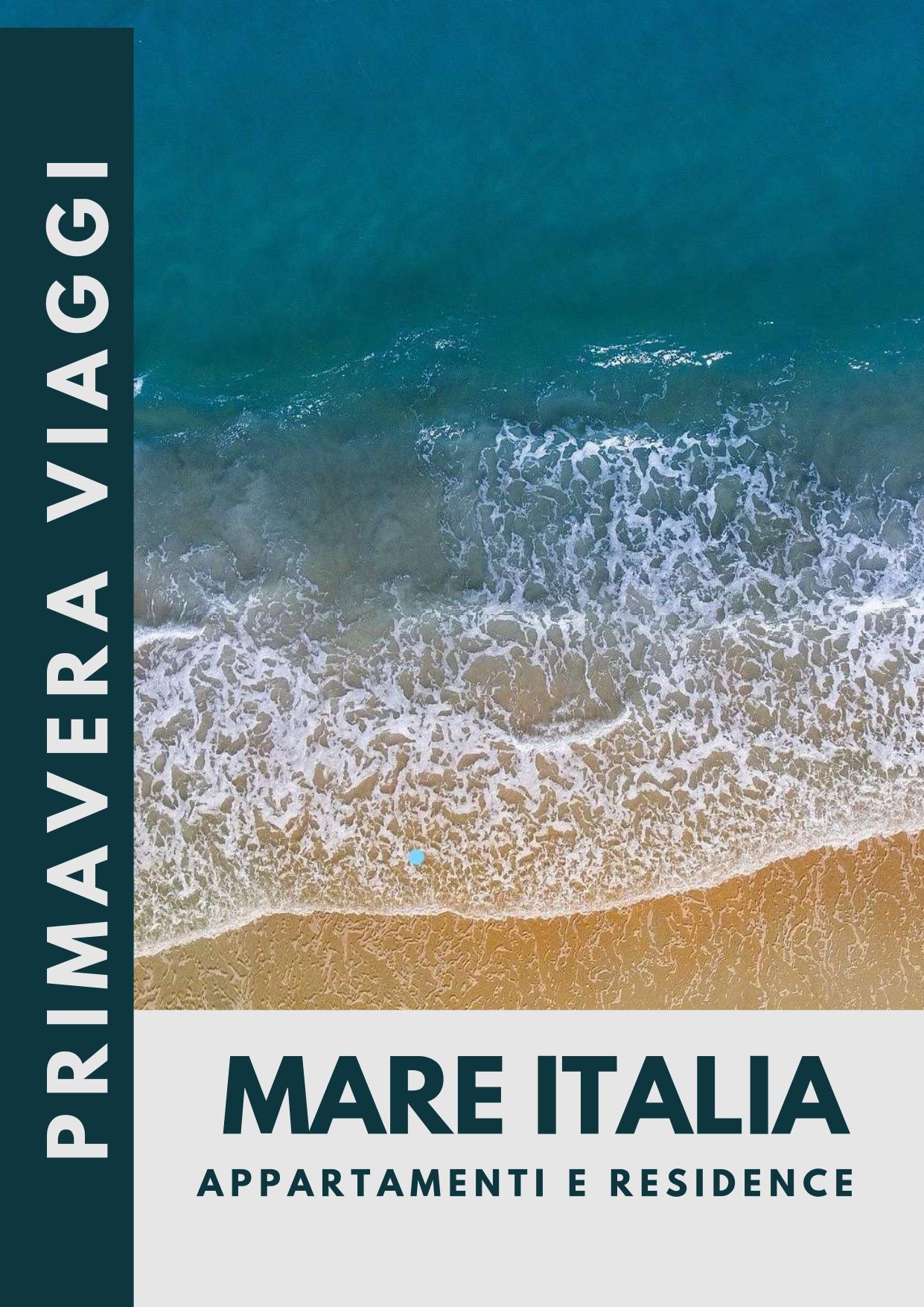 MARE ITALIA