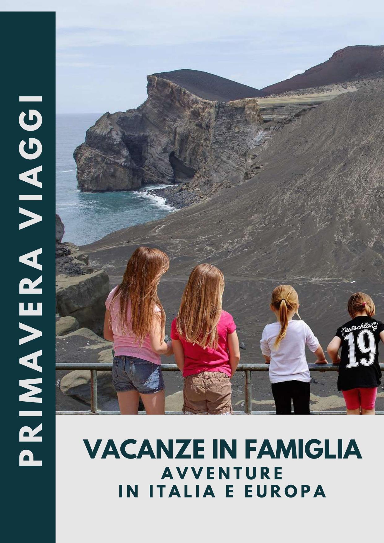 ITALIA E EUROPA FORMATO FAMIGLIA